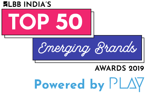 Top 50 Emerging Brands   LBB Awards